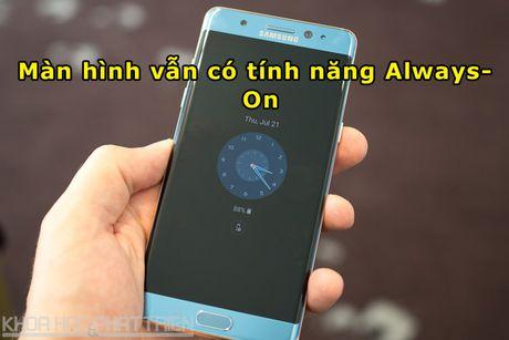 Can canh Galaxy S7 Edge mau xanh coral sap len ke o Viet Nam - Anh 19