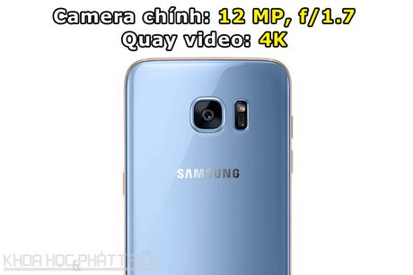 Can canh Galaxy S7 Edge mau xanh coral sap len ke o Viet Nam - Anh 6