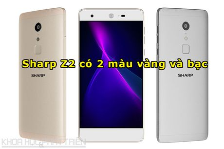 'Dap hop' smartphone chuyen chup anh, chip 10 nhan cua Sharp - Anh 16