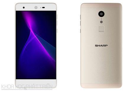 'Dap hop' smartphone chuyen chup anh, chip 10 nhan cua Sharp - Anh 18