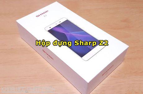 'Dap hop' smartphone chuyen chup anh, chip 10 nhan cua Sharp - Anh 19