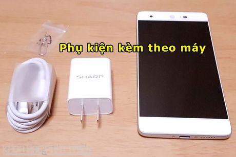 'Dap hop' smartphone chuyen chup anh, chip 10 nhan cua Sharp - Anh 20