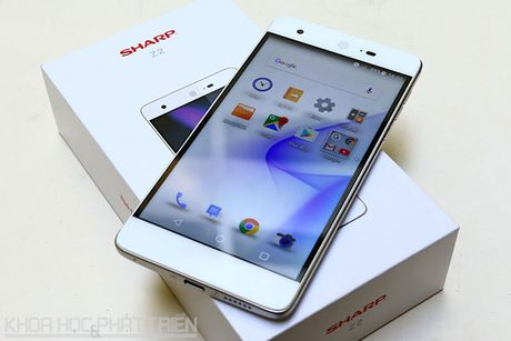 'Dap hop' smartphone chuyen chup anh, chip 10 nhan cua Sharp - Anh 22
