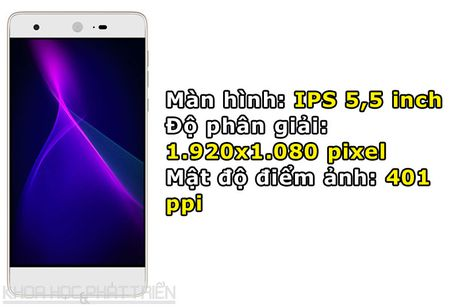 'Dap hop' smartphone chuyen chup anh, chip 10 nhan cua Sharp - Anh 5