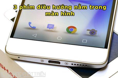 'Dap hop' smartphone chuyen chup anh, chip 10 nhan cua Sharp - Anh 9