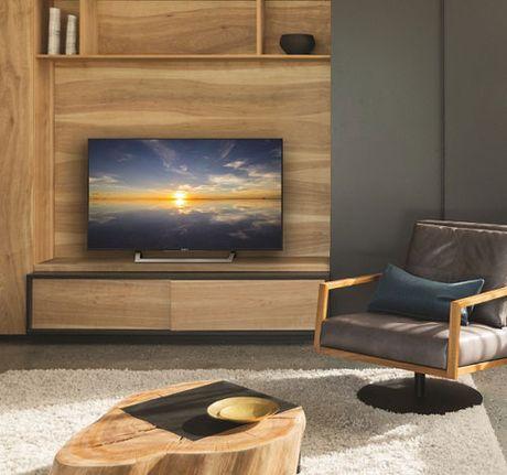Sony 4K HDR- TV thoa man doi mat nguoi xem - Anh 1
