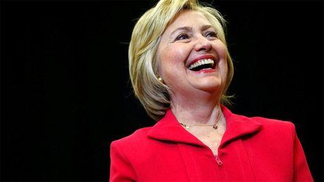 Hillary gianh lai the thang, bo xa Trump - Anh 1