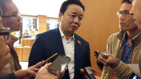 Bo truong Tran Hong Ha: 'Khong ne tranh trach nhiem vu Formosa' - Anh 1