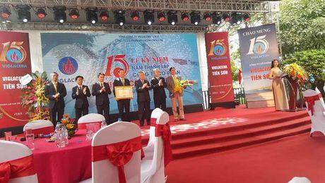 Viglacera Tien Son tu tin can moc doanh thu 1.000 ty dong - Anh 1