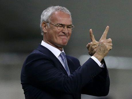 Ranieri co the danh bai Zidane va Pep, gianh danh hieu 'HLV xuat sac nhat nam' - Anh 1