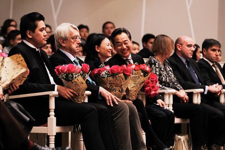 'Hau due' nha van Nguyen Tuan chien thang tai cuoc thi violon danh gia chau Au - Anh 2