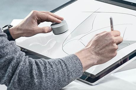 10 ung dung tuong thich cho Surface Dial - Anh 1