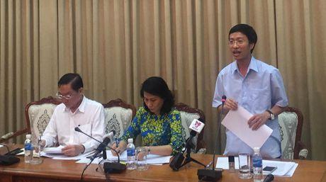 Thanh pho Ho Chi Minh hop khan phong chong benh do virus zika - Anh 1
