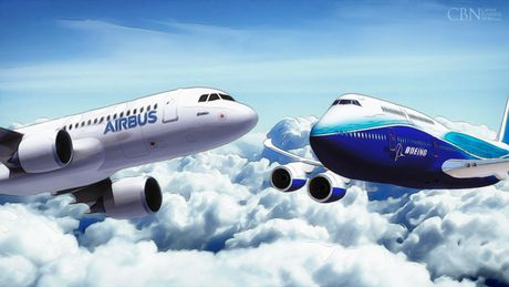 Boeing, Airbus canh tranh quyet liet gianh giat thi truong Trung Quoc - Anh 1