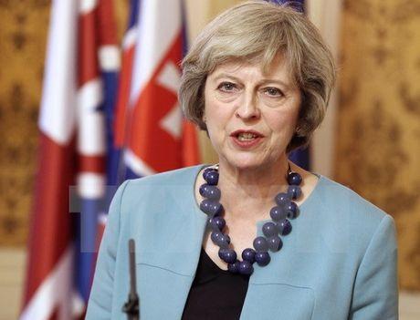 Thu tuong Anh khang dinh ke hoach ve Brexit 'khong thay doi' - Anh 1