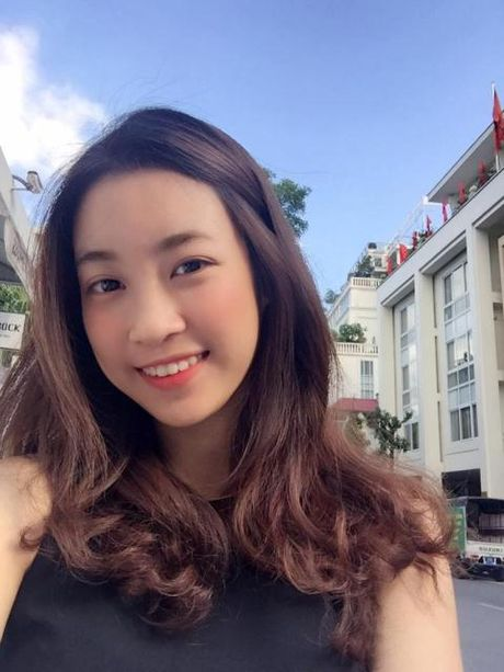 Hoa hau My Linh tang toc tien than: Chon dich ngam nao? - Anh 3