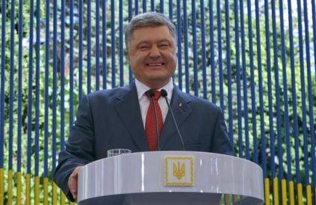 Ke khai tai san quan chuc Ukraine: Tai san cua ong Poroshenko - Anh 1