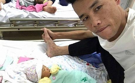Can canh con trai khau khinh moi sinh cua Hiep Ga - Anh 3