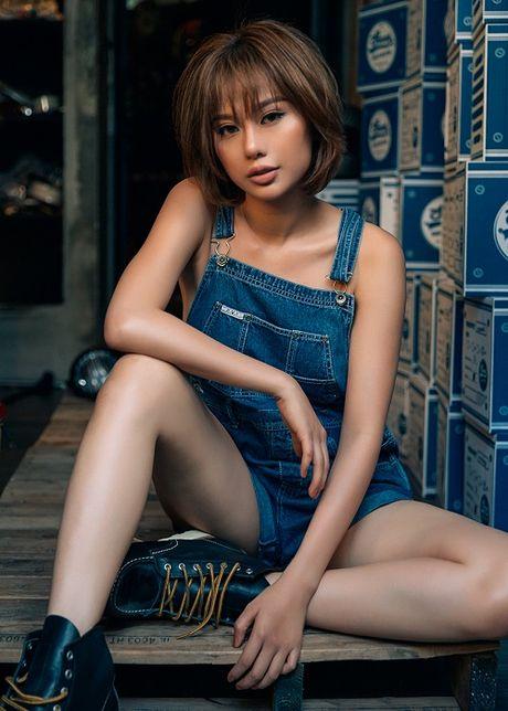 Hoa hau Dien anh 2015: 'Minh dep minh co quyen' - Anh 8
