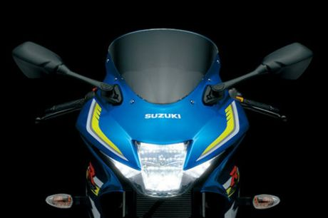 Suzuki GSX-R 150 va GSX-S 150 len ke gia 16,7 trieu dong - Anh 4