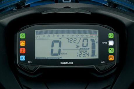 Suzuki GSX-R 150 va GSX-S 150 len ke gia 16,7 trieu dong - Anh 5