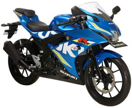 Suzuki GSX-R 150 va GSX-S 150 len ke gia 16,7 trieu dong - Anh 6