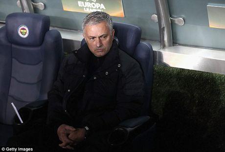 Mourinho thiet lap nhung ky luc buon cho MU o dau truong chau Au - Anh 1