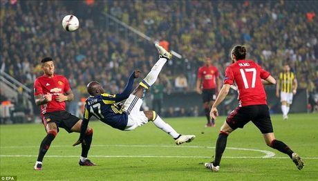 Mourinho thiet lap nhung ky luc buon cho MU o dau truong chau Au - Anh 2