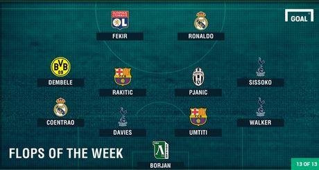 DH te nhat loat tran thu 4 Champions League: Xin loi Ronaldo! - Anh 4