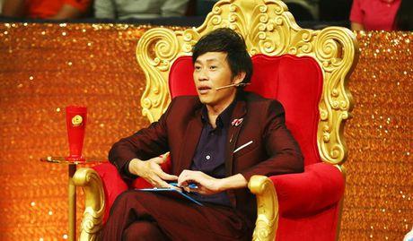 Hoai Linh phai the doc khi lam giam khao CXV - Anh 1