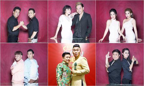 Hoai Linh phai the doc khi lam giam khao CXV - Anh 3