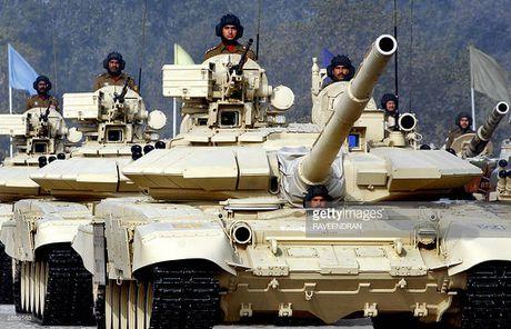 An Do tinh mua so luong xe tang T-90MS ky luc - Anh 10