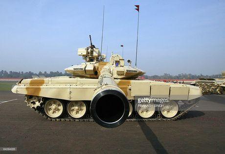 An Do tinh mua so luong xe tang T-90MS ky luc - Anh 6