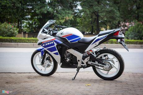 Honda CBR 150R ban dac biet gia hon 100 trieu tai VN - Anh 10
