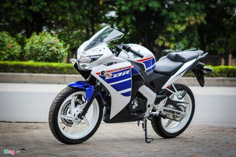 Honda CBR 150R ban dac biet gia hon 100 trieu tai VN - Anh 1