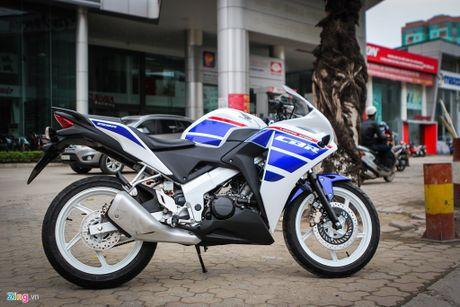 Honda CBR 150R ban dac biet gia hon 100 trieu tai VN - Anh 2