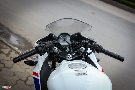Honda CBR 150R ban dac biet gia hon 100 trieu tai VN - Anh 4