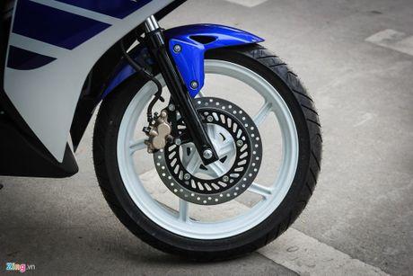 Honda CBR 150R ban dac biet gia hon 100 trieu tai VN - Anh 7