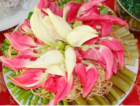 Thuong thuc nhung mon an tu hoa doc dao o Viet Nam - Anh 3