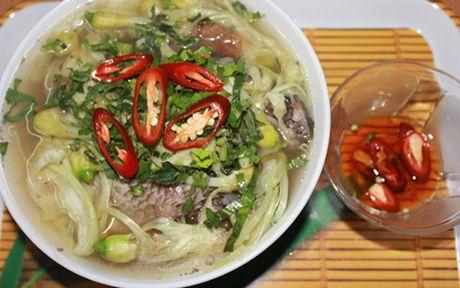 Thuong thuc nhung mon an tu hoa doc dao o Viet Nam - Anh 4