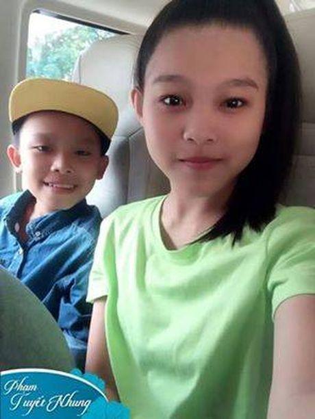 Ho Van Cuong thay doi ra sao khi lam con nuoi Phi Nhung? - Anh 15