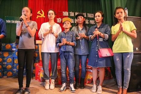 Ho Van Cuong thay doi ra sao khi lam con nuoi Phi Nhung? - Anh 16