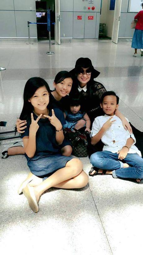 Ho Van Cuong thay doi ra sao khi lam con nuoi Phi Nhung? - Anh 9