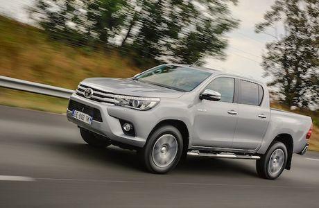 Thai Lan: Toyota Hilux 2016 hoi sinh - Anh 1