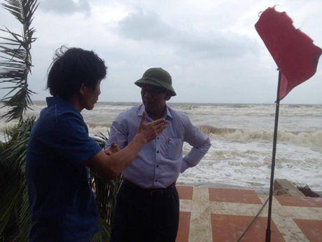 Quang Nam: Bo bien Cua Dai sat lo nghiem trong - Anh 4