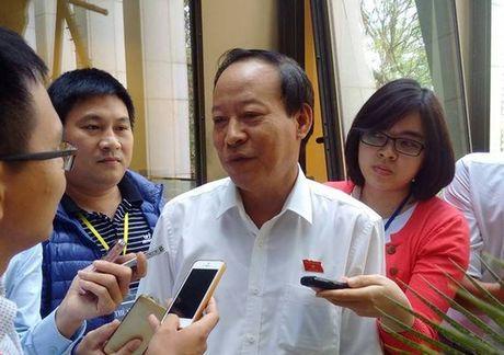 """Thuong tuong Le Quy Vuong noi ve vu ong Vu Dinh Duy """"ra nuoc ngoai"""" - Anh 1"""