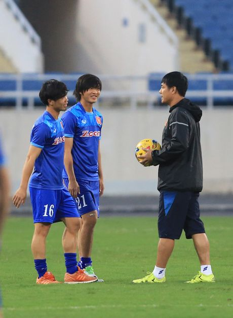 So lo AFF Cup, Tuan Anh chich huyet tuong chua chan thuong - Anh 2