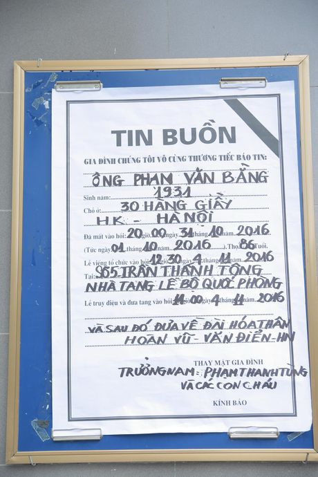 Gia dinh, dong nghiep nuc no tien dua NSUT Pham Bang - Anh 2