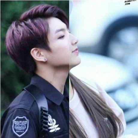 Netizen tung 'bang chung' Jung Kook BTS dang hen ho idol 'dep la' Kpop - Anh 1