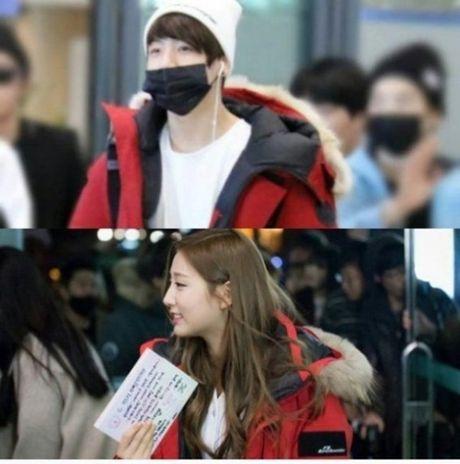 Netizen tung 'bang chung' Jung Kook BTS dang hen ho idol 'dep la' Kpop - Anh 4
